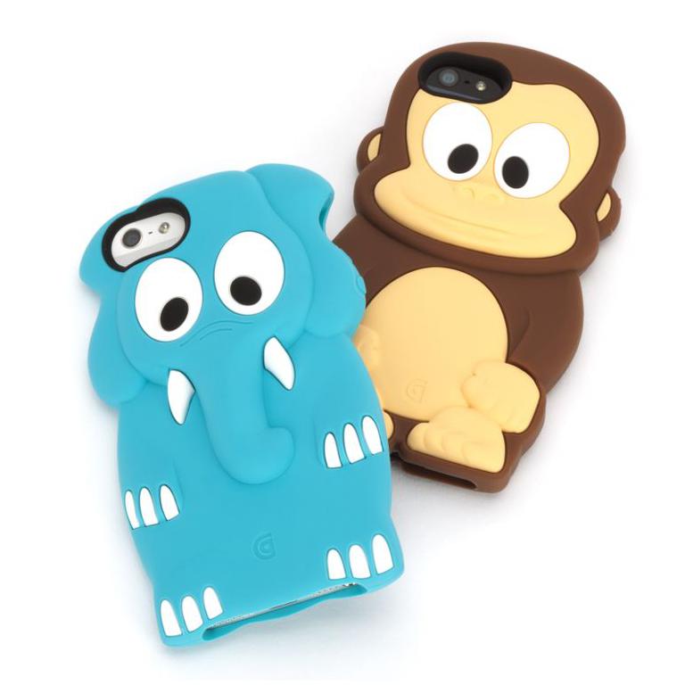 Case Design cute phone case designs : ://www.toodolla.com.au/griffin-kazoo-soft-silicone-case-fun-and-cute ...